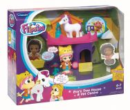 Vtech Flipsies - Eva's Tree House & Vet Centre Playset